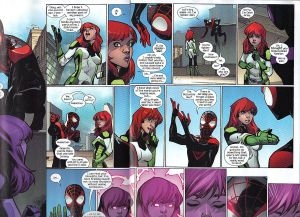 All New X-Men 32 Proper Kitty Mention