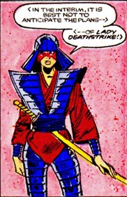 Alpha Flight 33 Lady Deathstrike