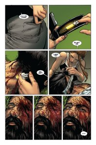 Death of Wolverine 3 Kitty 2