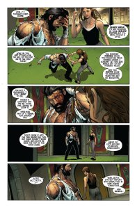 Death of Wolverine 3 Kitty 3