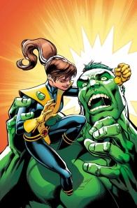 December Solicts Hulk 9