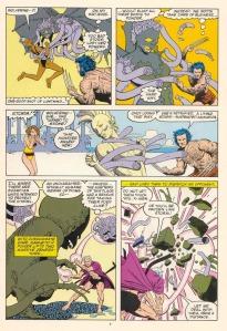 Marvel Fanfare 33 Kitty 6