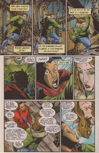 Marvel Holiday Special 1996 Kitty 3