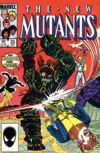 New Mutants V1 33