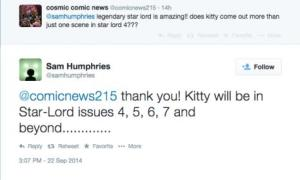 Sam Humphries Kitty Plans