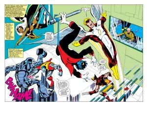 Uncanny X-Men 139 Kitty Legs