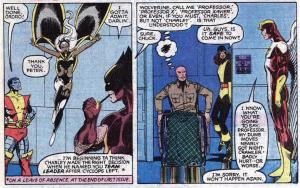 Uncanny X-Men 139 Kitty Safe