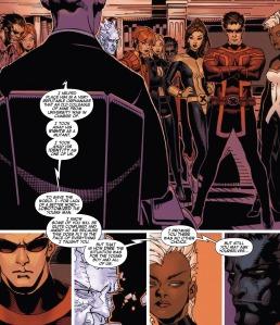 Uncanny X-Men V3 25 Kitty listening