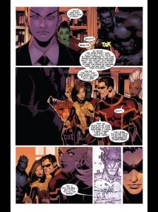 Uncanny X-Men V3 25 Kitty Scott mad at Iceman
