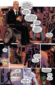 Uncanny X-Men V3 25 Kitty Xavier starts talking