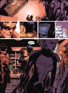 Uncanny X-Men V3 25 Kurt Kitty Hug 2
