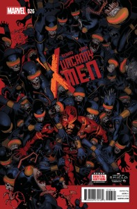 Uncanny X-Men V3 26