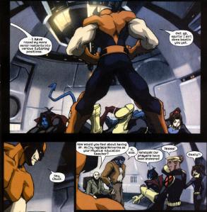 X-Men Evolution 7 Kitty 1