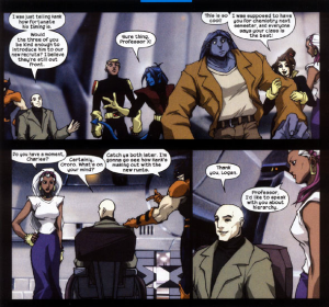 X-Men Evolution 7 Kitty 3