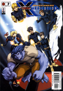 X-Men Evolution 7