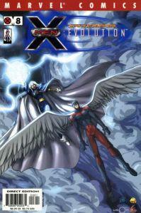 X-Men Evolution 8