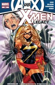 X-Men Legacy 269