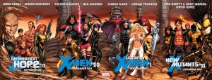 X-Men Regenesis Blue Team