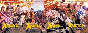 X-Men Regenesis Gold Team