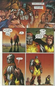 X-Men Regenesis Kitty page