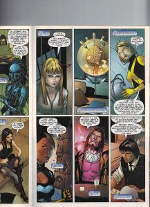X-Men Regenesis Magik