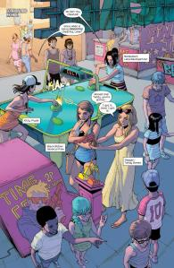 All New Ultimates 4 Shadowcat A