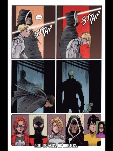 All New Ultimates 9 Cloak and Dagger Dead