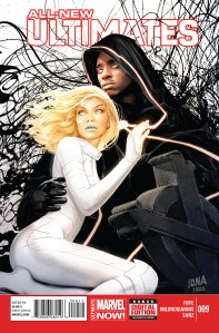 All New Ultimates 9