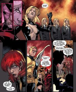 All New X-Men 11 Magik 1