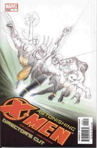 Astonishing X-Men V3 1 Directors Cut