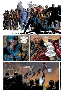 Dark Avengers Uncanny X-Men Exodus Magik a