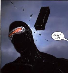 Dark Avengers Uncanny X-Men Utopia Cyclops Brick