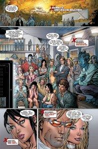 Dark Avengers Uncanny X-Men Utopia Magik 1