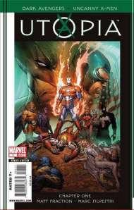 Dark Avengers Uncanny X-Men Utopia