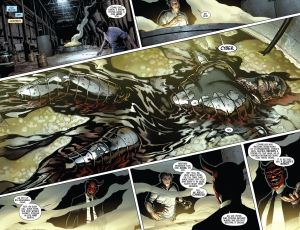 Death of Wolverine 3 Kitty Ogun 1