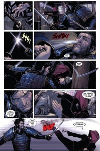 Death of Wolverine 3 Kitty Ogun Fight 3