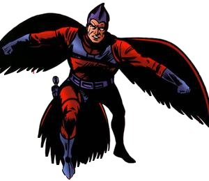 Dick Ayers Red Raven