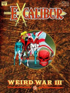 Excalibur Weird War III