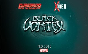 Guardians of the Galaxy X-Men Black Vortex