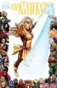 Marvel 70th New Mutants Magik Variant