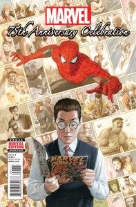 Marvel 75th Anniversary Celebration