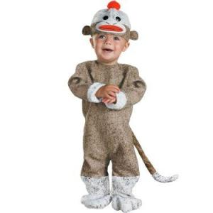 Sock Monkey Costume 2014