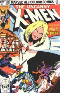 Uncanny X-Men 131