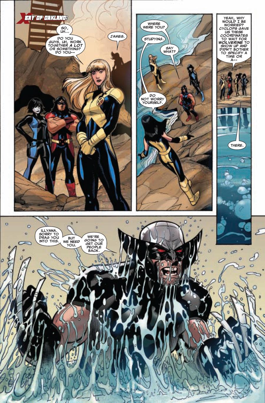 Uncanny X Men Magik Uncanny X-Men 514 | Sh...