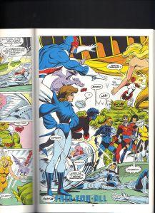 X-Men Spotlight Starjammers 2 Lockheed 2