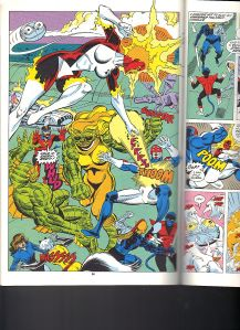 X-Men Spotlight Starjammers 2 Lockheed 4
