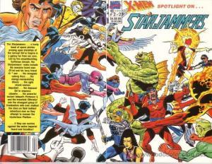 X-Men Spotlight Starjammers 2