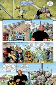 Avengers Academy 38 Kitty 11