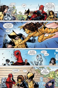 Avengers Academy 38 Kitty 7