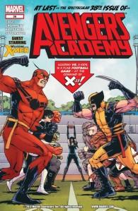 Avengers Academy 38